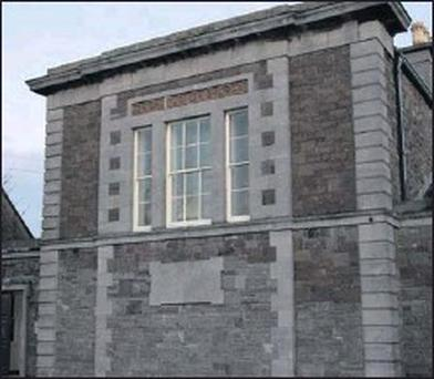 After a preliminary examination last week, the OPW will visit Swords courthouse again this week so that a structural engineer can assess the damage.