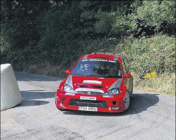 Wexford Rally Revs Up For Race Independentie