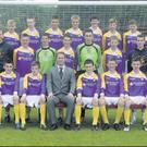 The Wexford Kennedy Cup squad.