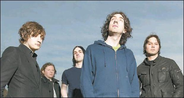 Snow Patrol: Dingle gig will see the world's first use of optical burst switching to deliver a live high definition broadcast.