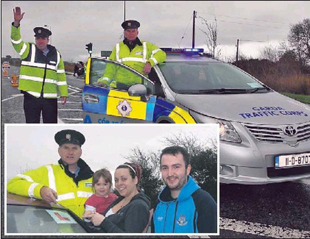 Launch Gardaí Independent Drivers - Unaccompanied On ie L-plate Crackdown
