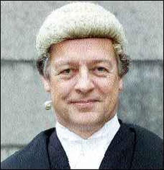 Mr. Justice Michael Peart