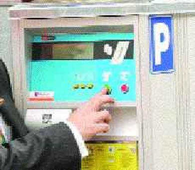 Dublin man used angle grinder to destroy parking meter as he was 'annoyed' about fine