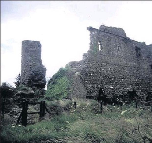 Kindlestown Castle today.