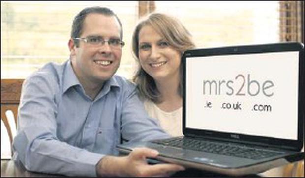Keith Malone and Claire Malone from mrs2be.ie