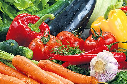Just a little inspiration will help you to use up all those homegrown fruit and veggies