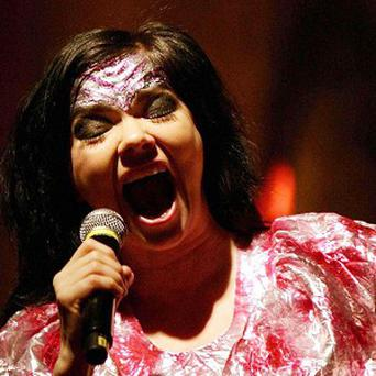 Bjork was one of the winners of the Polar Music Prize