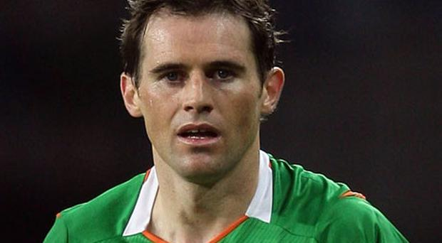 Kevin Kilbane is in line for a record 105th appearance for Ireland. Photo: Getty Images