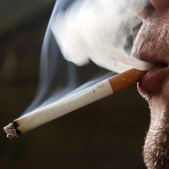 A third of smokers are being forced to lie about their habit to find a home to rent, according to a survey
