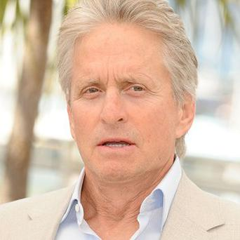 Michael Douglas has vowed to beat cancer