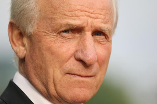 Trapattoni will adopt the same approach as he has done throughout his reign to date. Photo: Getty Images