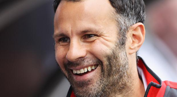 Ryan Giggs. Photo: Getty Images