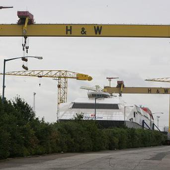 Harland and Wolff has won a £20 million wind farm contract