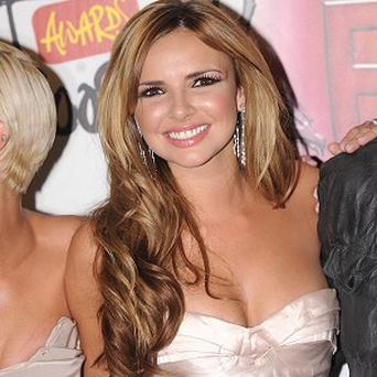 Nadine Coyle is about to launch her first solo album