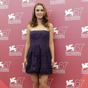 Natalie Portman launches Black Swan