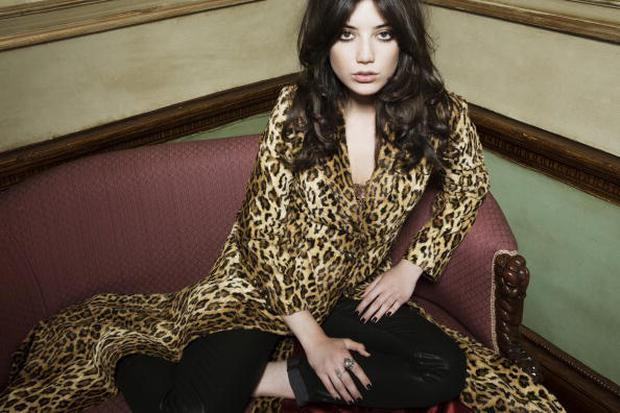 LONDON - UNDATED: In this handout image provided by BIBA, Daisy Lowe poses as the new face of BIBA for their Autumn Winter collection of womenswear and accessories. (Photo by BIBA via Getty Images)