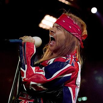 Axl Rose walked off the stage in Dublin