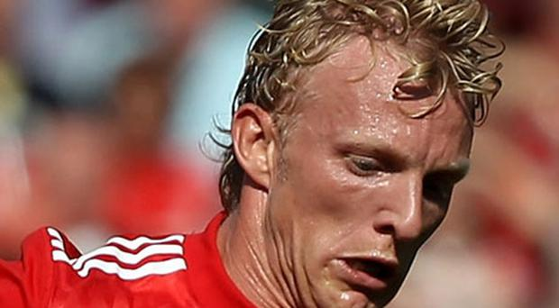 Dirk Kuyt: may move next summer. Photo: Getty Images