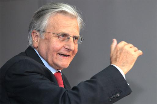 Jean-Claude Trichet: urging coherent stance by members. Photo: Bloomberg News