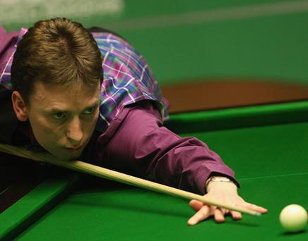 Ken Doherty. Photo: Getty Images