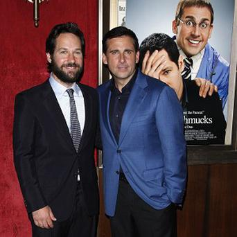 Paul Rudd and Steve Carell love British comedy