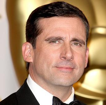 Steve Carrell said his son wasn't keen on his new look