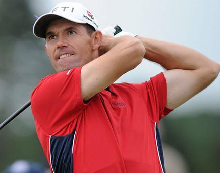 Padraig Harrington needs a win and fast if he's to play with confidence at the Ryder Cup.