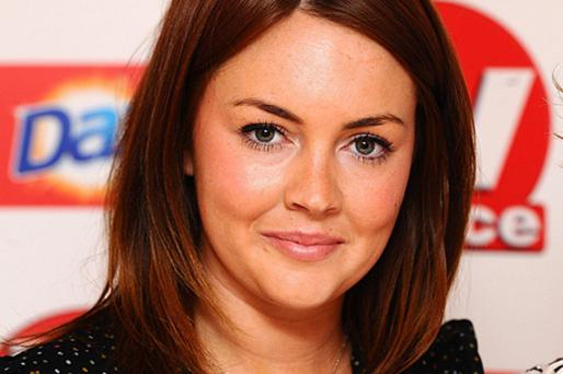 EastEnders' Lacey Turner won best soap actress award. Photo: PA