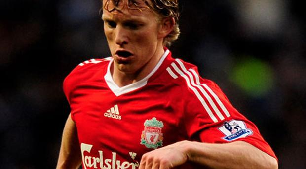 Dirk Kuyt. Photo: Getty Images
