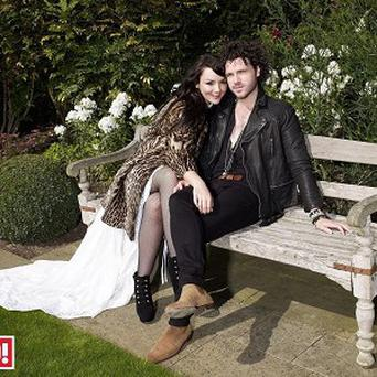 Martine McCutcheon wants to wait before starting a family