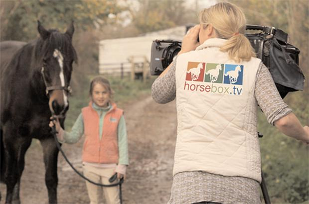 The brainchild of freelance television cameraman Ken O'Mahony, horsebox.tv is designed to combine the appeal of an equestrian TV channel with the interactive nature of a YouTube-style website, allowing subscribers to watch advice videos and post their own material on the website