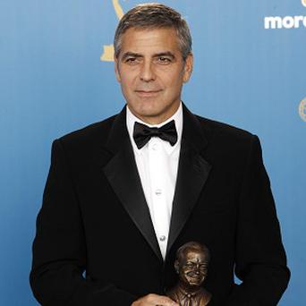 George Clooney's film is No 1 in America