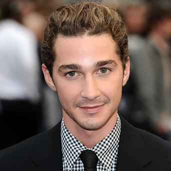 Shia LaBeouf reprises the role of Sam Witwicky in Transformers 3