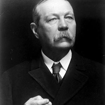 Sir Arthur Conan Doyle is famous for creating the fictional detective Sherlock Holmes