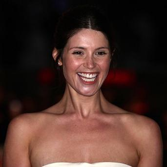 Gemma Arterton arrives for the UK premiere of Tamara Drewe