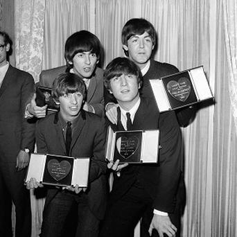 The Beatles appeared on US entertainment show The Ed Sullivan Show