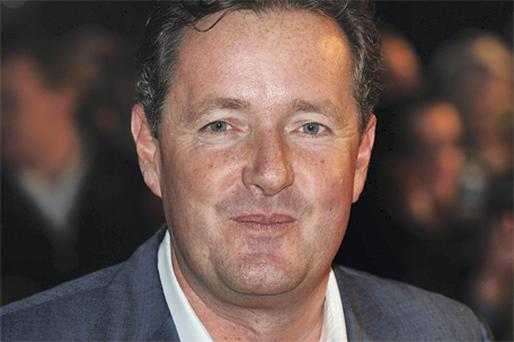 Piers Morgan will replace Larry King as the host for a new interview TV programme