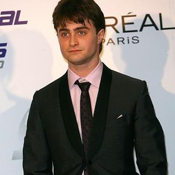 Daniel Radcliffe has joked about a return to Harry Potter