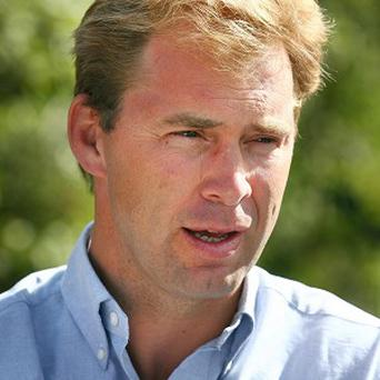 MP Tobias Ellwood said he was threatened with arrest when offered to help get protesters off the Houses of Parliament