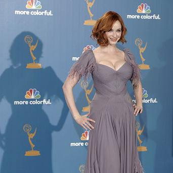 Christina Hendricks has apparently joined the cast of Drive