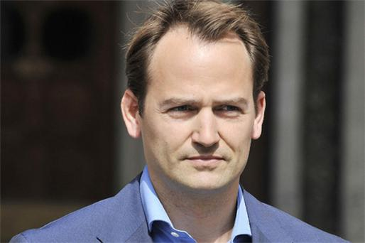 Ben Collins, 35, plans to publish his autobiography, The Man in the White Suit, later this month Photo: PA