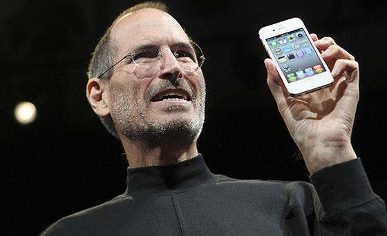 Steve Jobs had said Adobe's Flash was useless for touch screen devices. Photo: Reuters