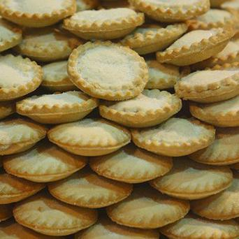 Mince pies were on sale at selected Sainsbury's stores on September 1, 115 days before Christmas