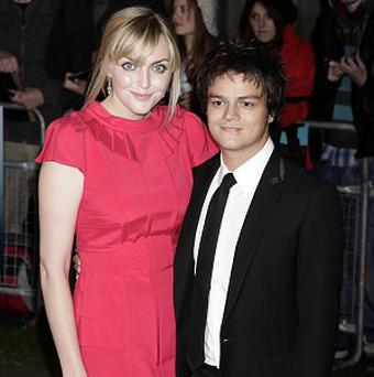Jamie Cullum and Sophie Dahl have announced they are expecting a child