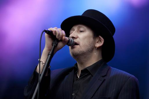 Pogues singer Shane MacGowan. Photo: Getty Images