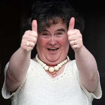 Simon Cowell was caught out by Susan Boyle's success