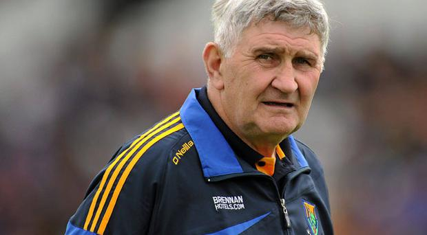 Mick O'Dwyer will remain at Wicklow for another year. Photo: Paul Mohan / Sportsfile