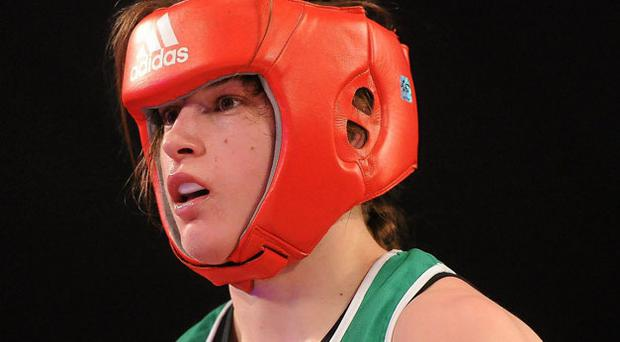 Katie taylor in the quarter-finals