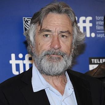 Robert De Niro says he will probably only direct a few more films
