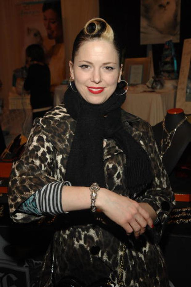 LOS ANGELES, CA - JANUARY 30: Singer Imelda May attends the 52nd Annual GRAMMY Awards GRAMMY Gift Lounge Day 3 held at the at Staples Center on January 30, 2010 in Los Angeles, California. (Photo by Duffy-Marie Arnoult/WireImage) *** Local Caption ***